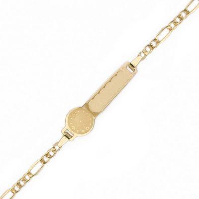 Esclava Oro 18K reloj