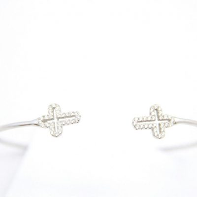 Pulsera Silver Cross