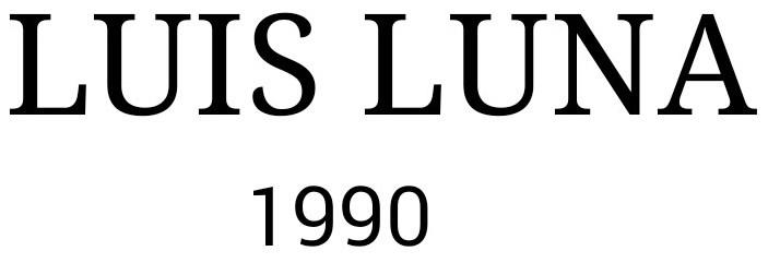 Joyeria Luis Luna